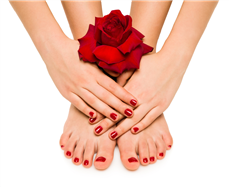 Spa Pedicures & Manicure